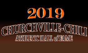 2019 C-C Athletic Hall of Fame graphic