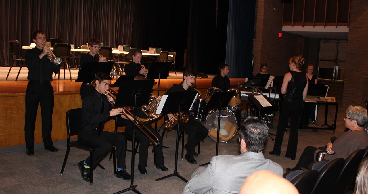 SHS Jazz Ensemble