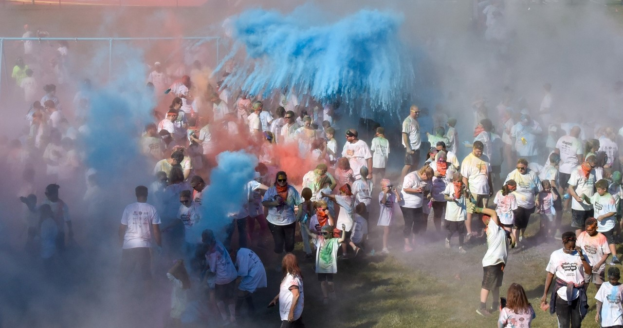 FRS 2019 Color Run
