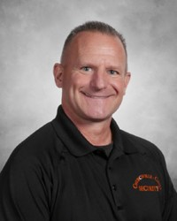 Bill Sanborn, Director of Safety and Security
