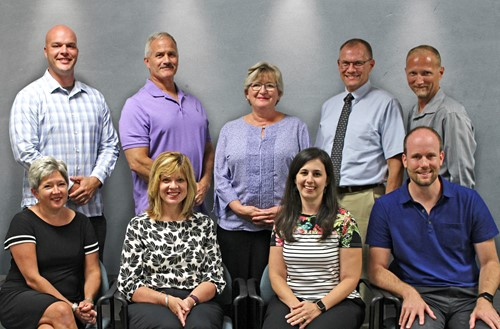 2018-2019 Board of Education